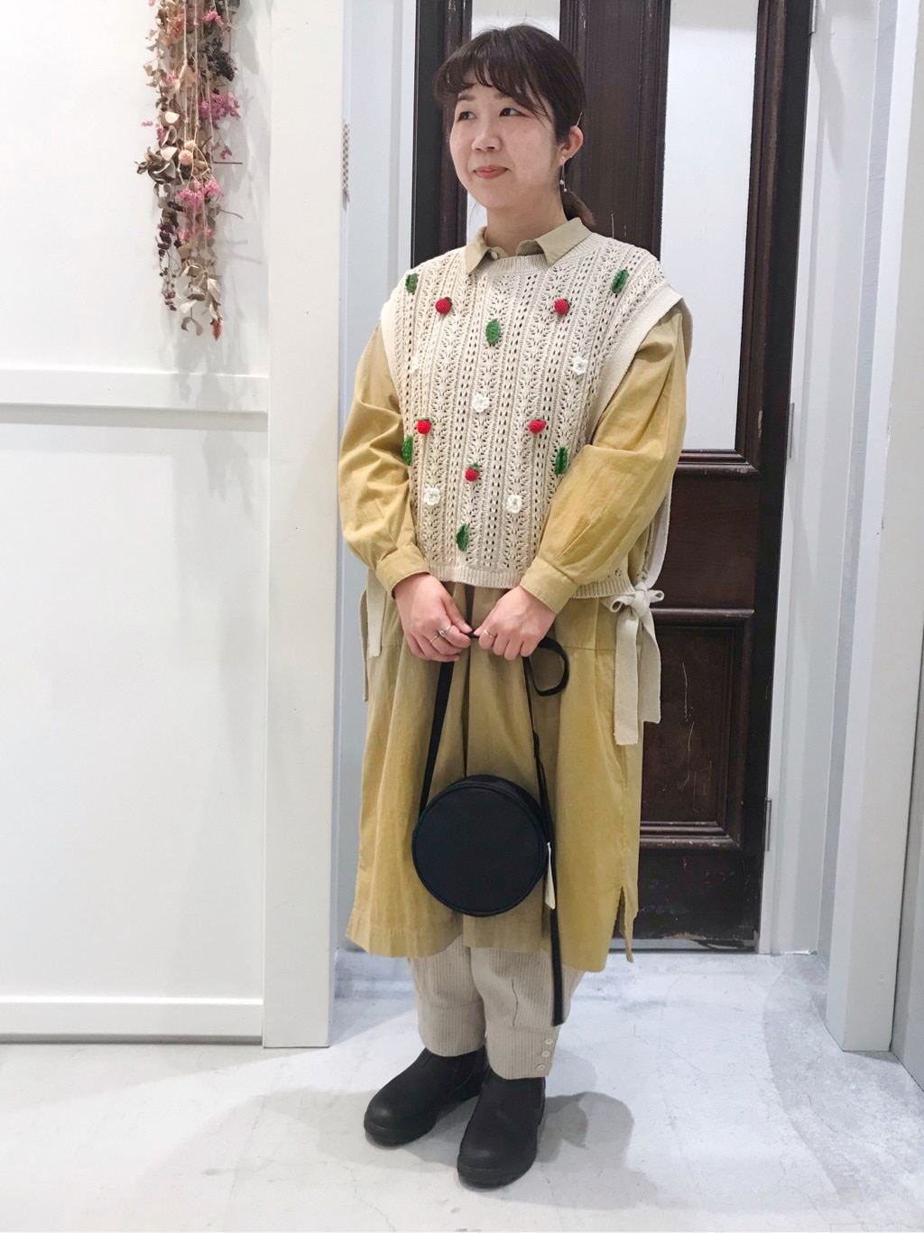 chambre de charme キラリナ京王吉祥寺 身長:155cm 2021.01.13