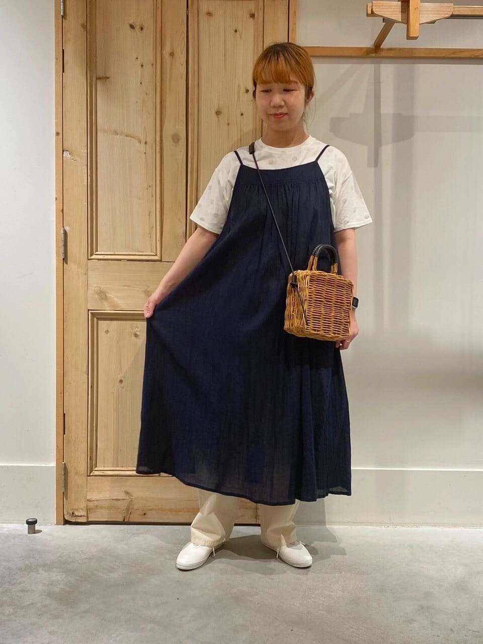 Malle chambre de charme 調布パルコ 身長:155cm 2021.07.19