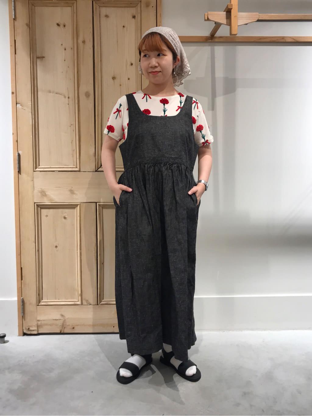 Malle chambre de charme 調布パルコ 身長:155cm 2021.06.29
