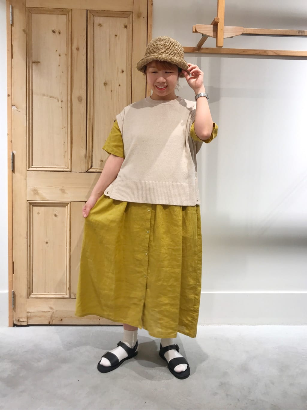 Malle chambre de charme 調布パルコ 身長:155cm 2021.06.30