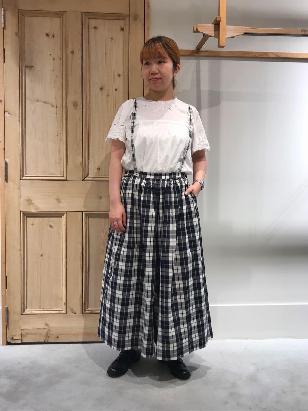 Malle chambre de charme 調布パルコ 身長:155cm 2021.07.21