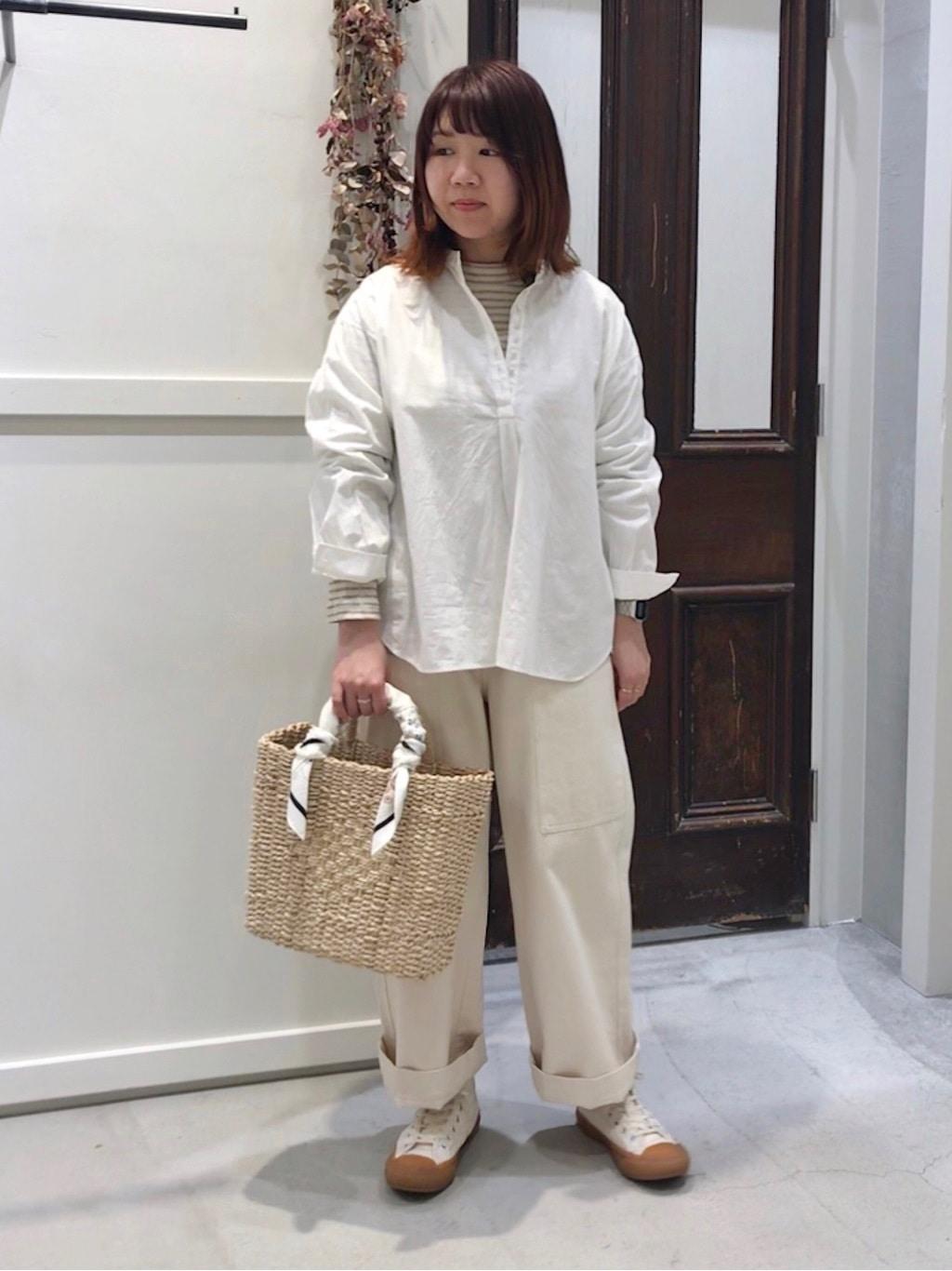 chambre de charme キラリナ京王吉祥寺 身長:155cm 2021.03.09