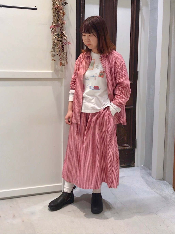 chambre de charme キラリナ京王吉祥寺 身長:155cm 2021.03.05