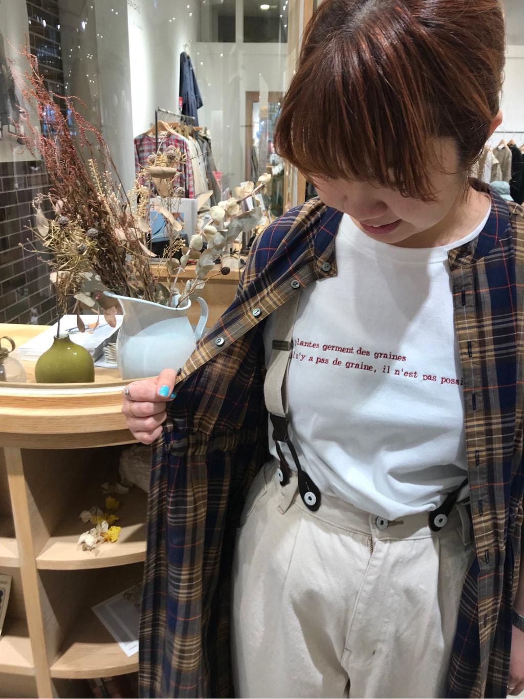 chambre de charme キラリナ京王吉祥寺 身長:155cm 2020.07.31