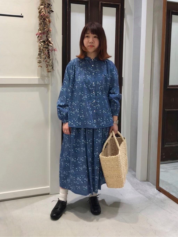 chambre de charme キラリナ京王吉祥寺 身長:155cm 2021.03.04