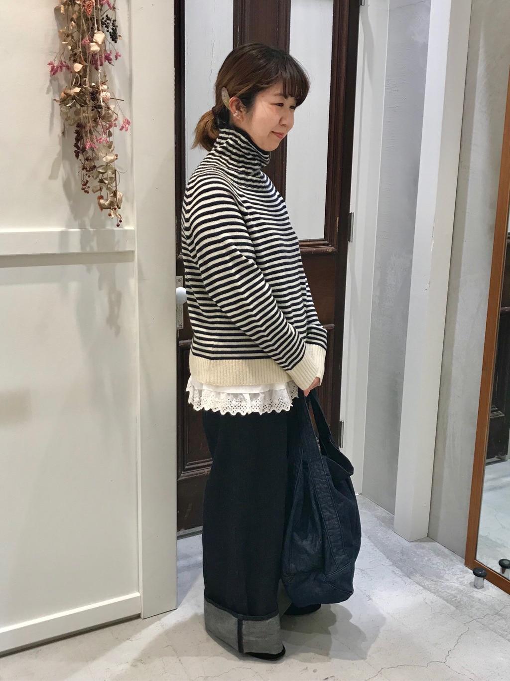 chambre de charme キラリナ京王吉祥寺 身長:155cm 2020.11.19
