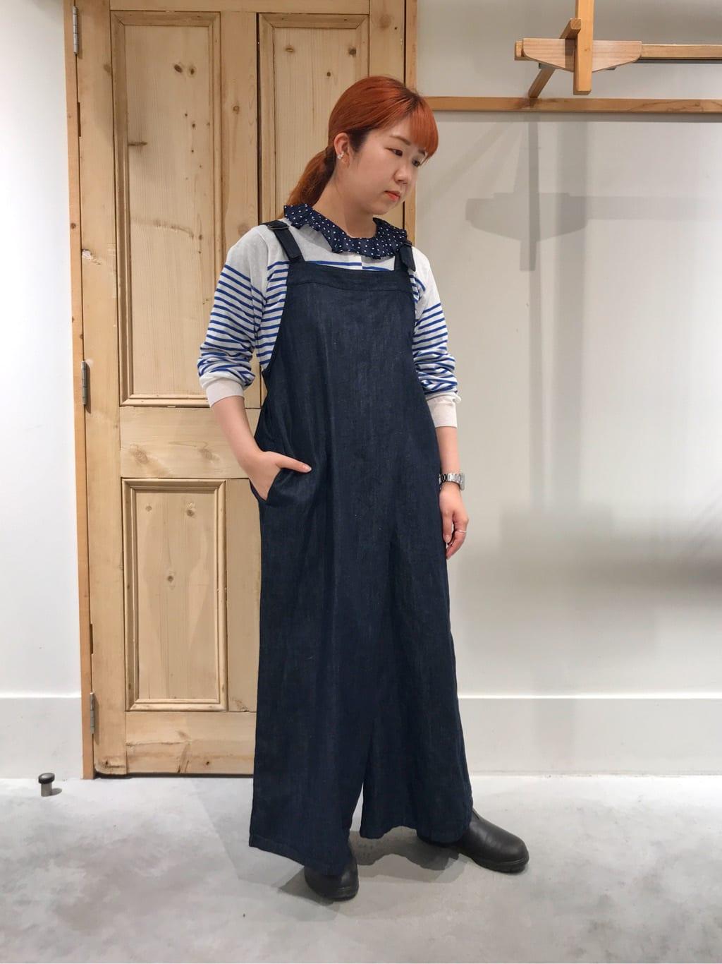 Malle chambre de charme 調布パルコ 身長:155cm 2021.06.18