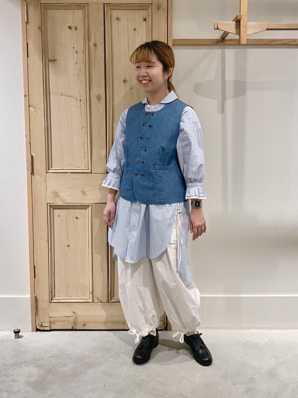 Malle chambre de charme 調布パルコ 身長:155cm 2021.08.06