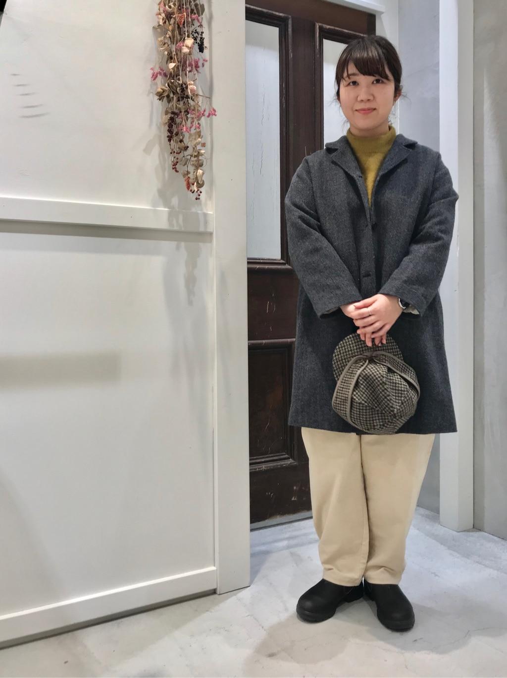 chambre de charme キラリナ京王吉祥寺 身長:155cm 2020.11.11