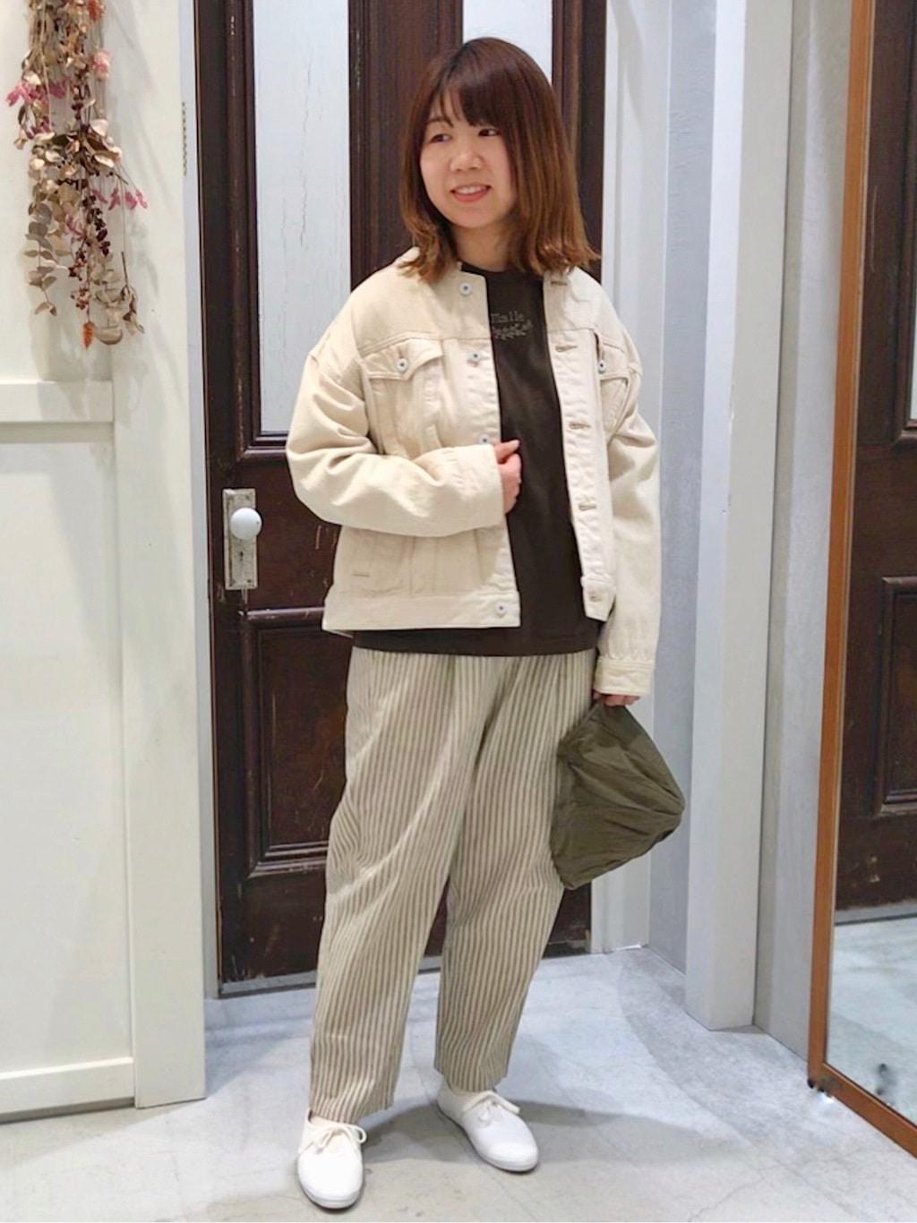 chambre de charme キラリナ京王吉祥寺 身長:155cm 2021.03.30