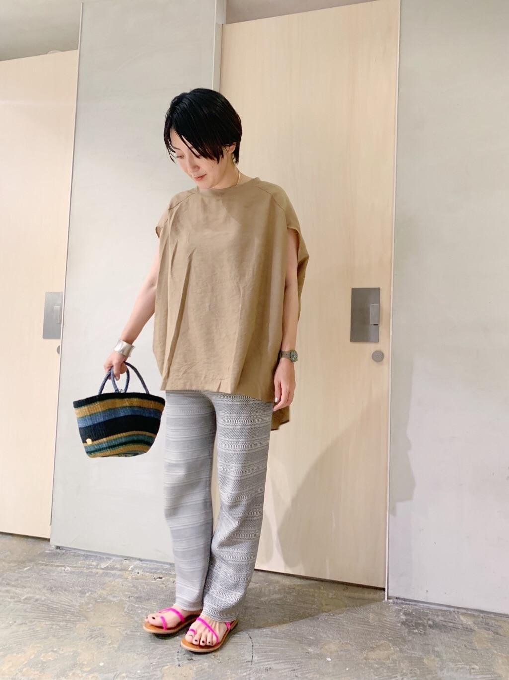 note et silence. ルミネ新宿 身長:158cm 2020.06.09