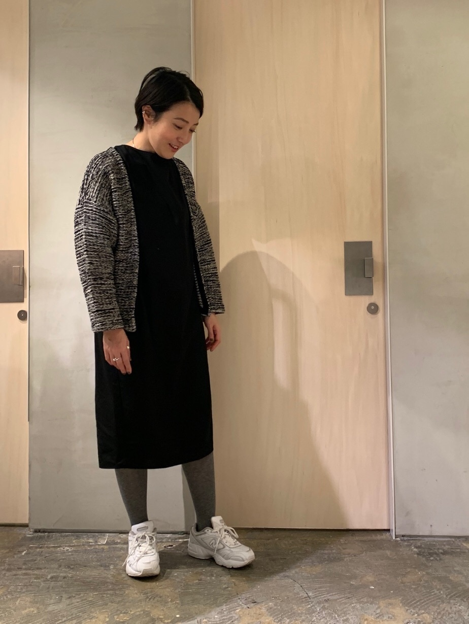 note et silence. ルミネ新宿 身長:158cm 2020.01.28