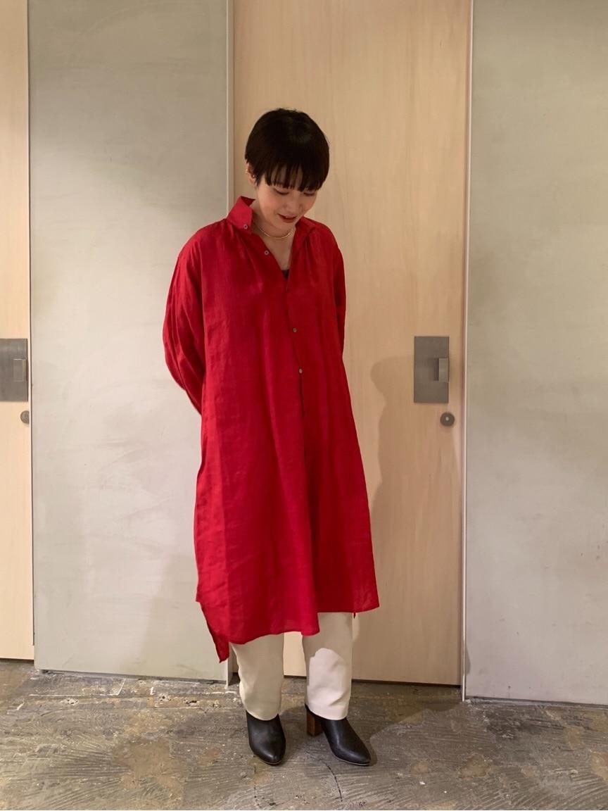 note et silence. ルミネ新宿 身長:158cm 2020.03.07
