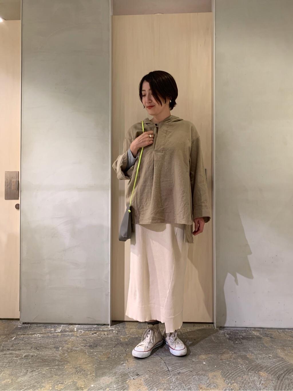 note et silence. ルミネ新宿 身長:158cm 2019.12.04