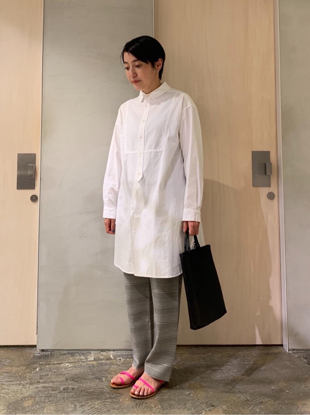 note et silence. ルミネ新宿 身長:158cm 2020.04.10