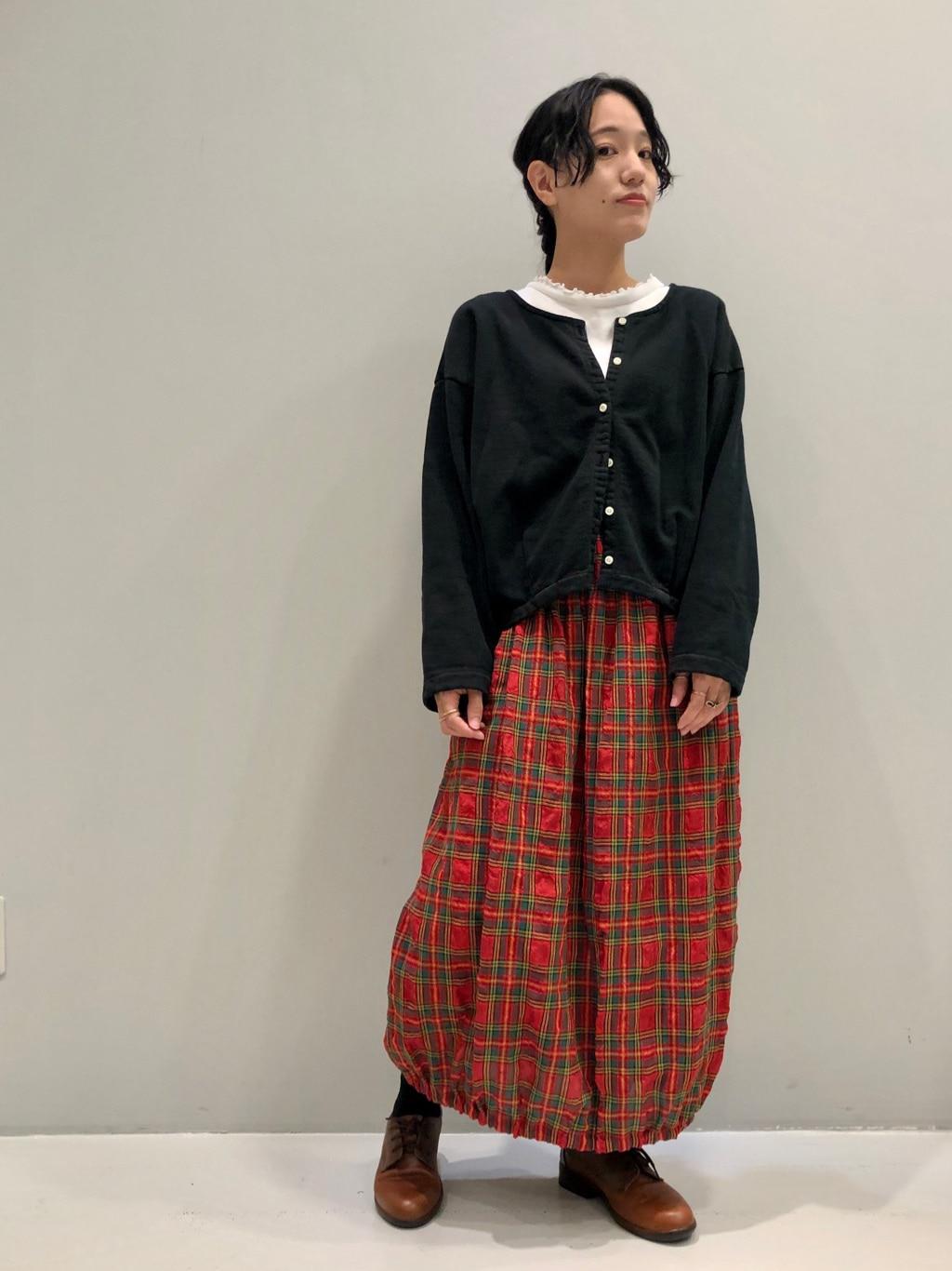 bulle de savon なんばシティ 身長:148cm 2020.09.28