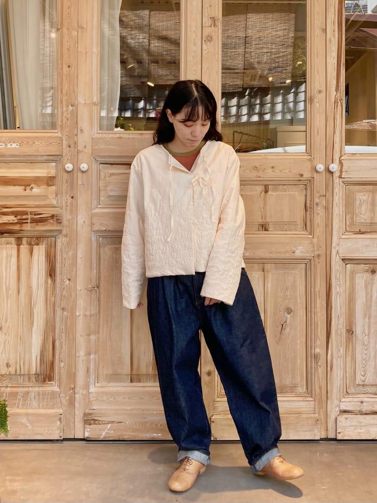 yuni / bulle de savon 京都路面 身長:149cm 2021.10.10