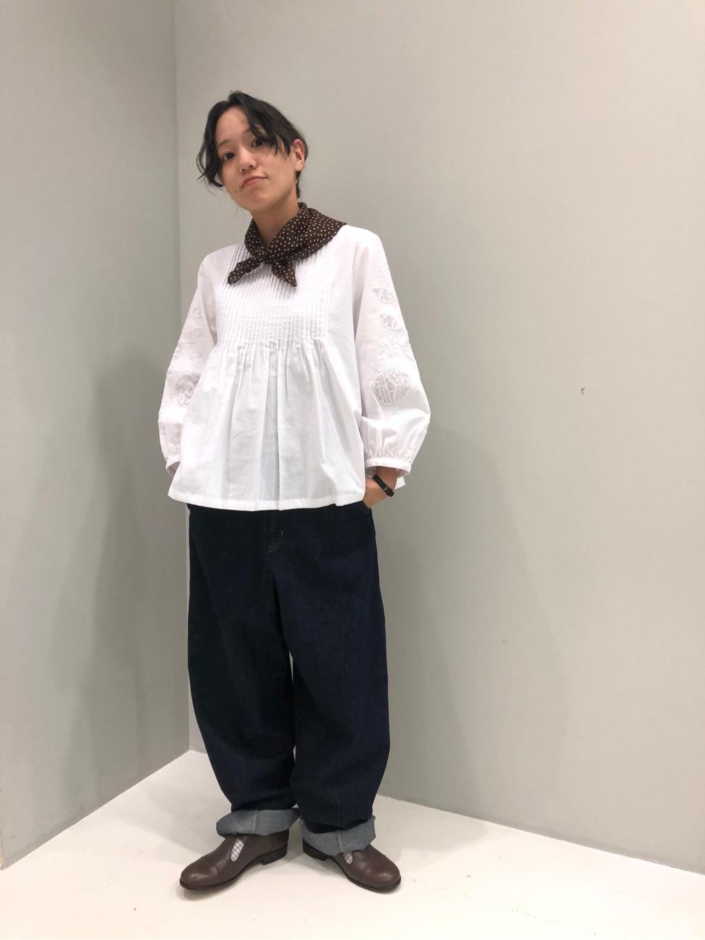 bulle de savon なんばシティ 身長:148cm 2020.08.27