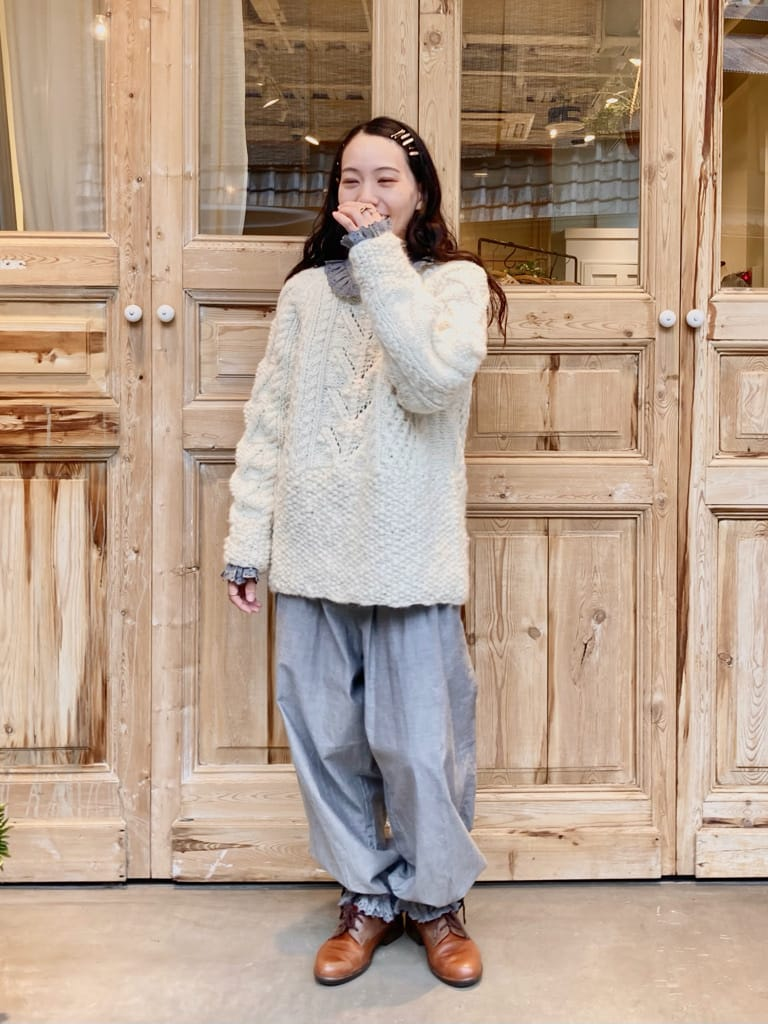 yuni / bulle de savon 京都路面 身長:149cm 2021.09.16