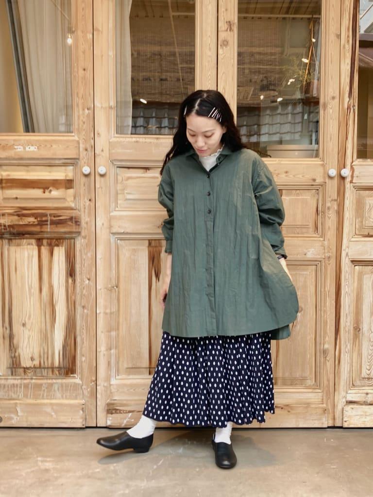 yuni / bulle de savon 京都路面 身長:149cm 2021.08.25
