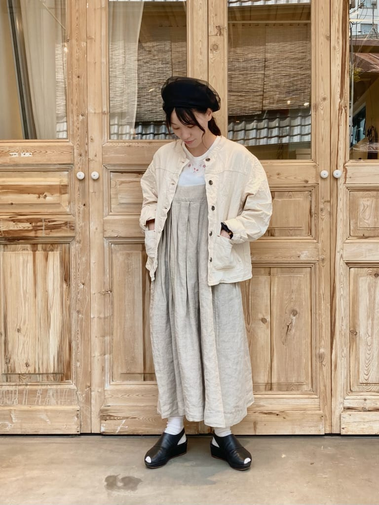 yuni / bulle de savon 京都路面 身長:149cm 2021.08.05