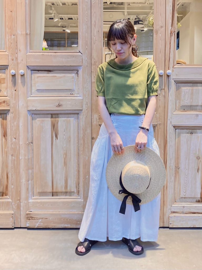 yuni / bulle de savon 京都路面 身長:149cm 2021.06.19