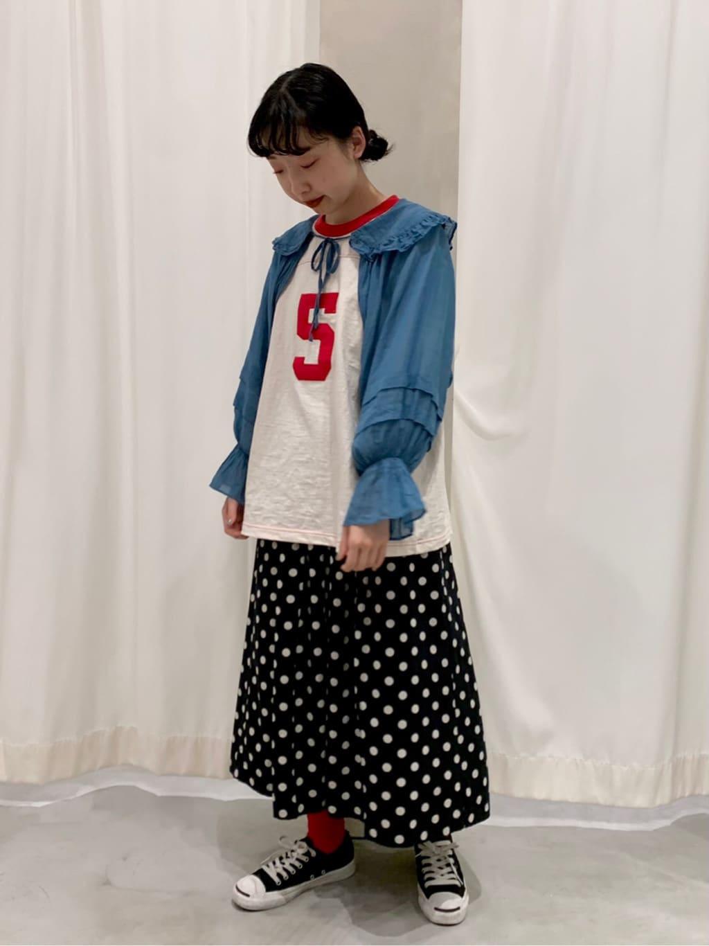 - CHILD WOMAN CHILD WOMAN , PAR ICI ルミネ横浜 身長:157cm 2021.09.16