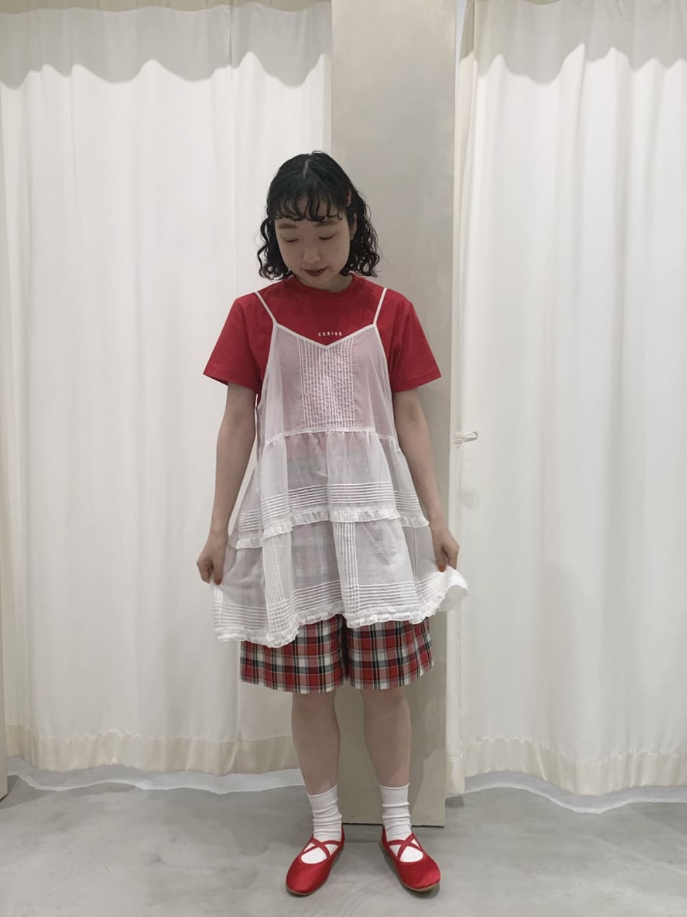 - CHILD WOMAN CHILD WOMAN , PAR ICI ルミネ横浜 身長:157cm 2021.08.23