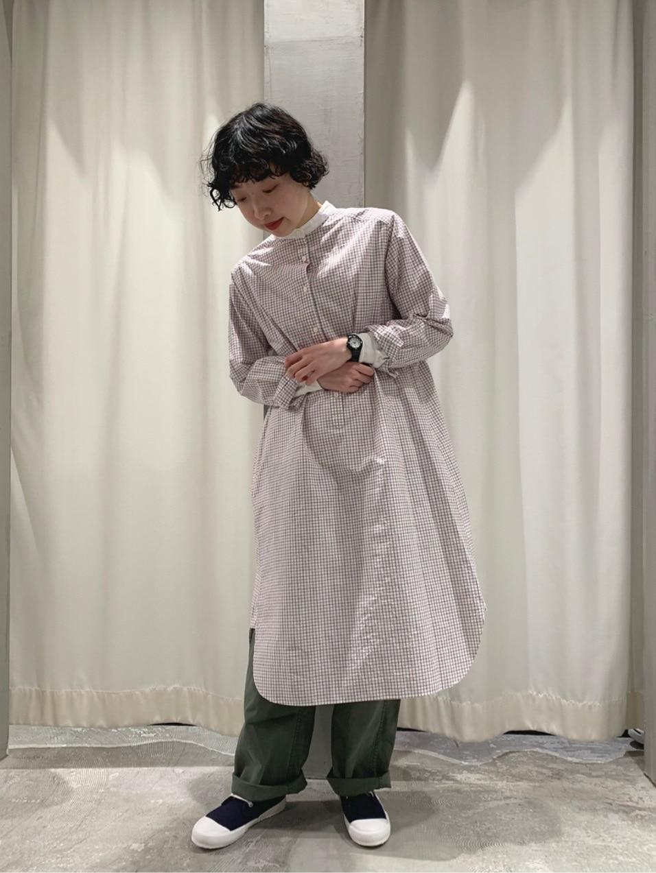 - CHILD WOMAN CHILD WOMAN , PAR ICI ルミネ横浜 身長:157cm 2021.01.12