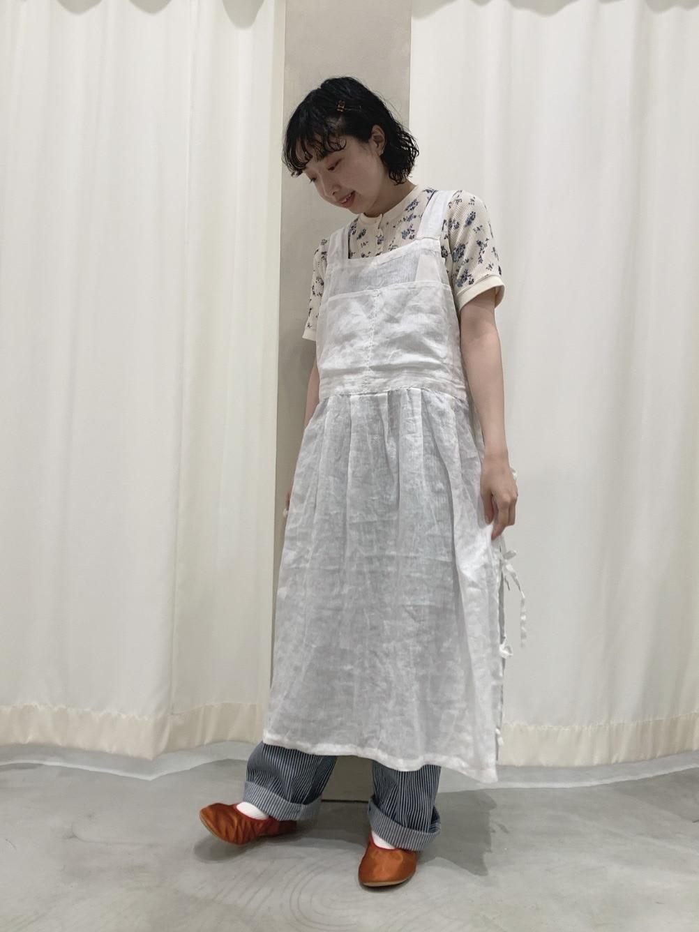 AMB SHOP CHILD WOMAN CHILD WOMAN , PAR ICI ルミネ横浜 身長:158cm 2020.06.20