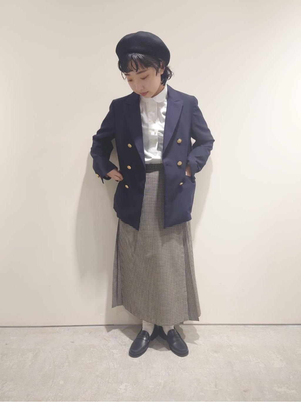 - CHILD WOMAN CHILD WOMAN , PAR ICI ルミネ横浜 身長:157cm 2020.09.23