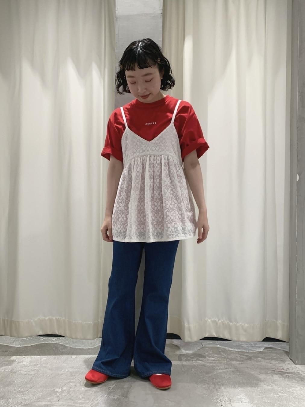- CHILD WOMAN CHILD WOMAN , PAR ICI ルミネ横浜 身長:157cm 2021.06.09
