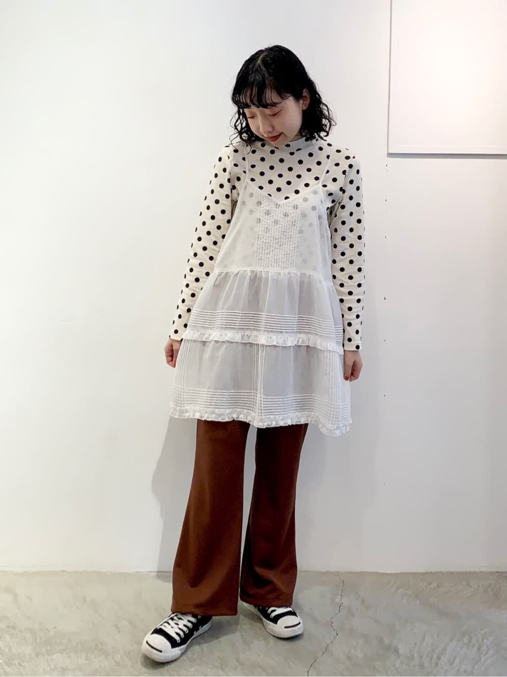- CHILD WOMAN CHILD WOMAN , PAR ICI ルミネ横浜 身長:157cm 2021.09.21