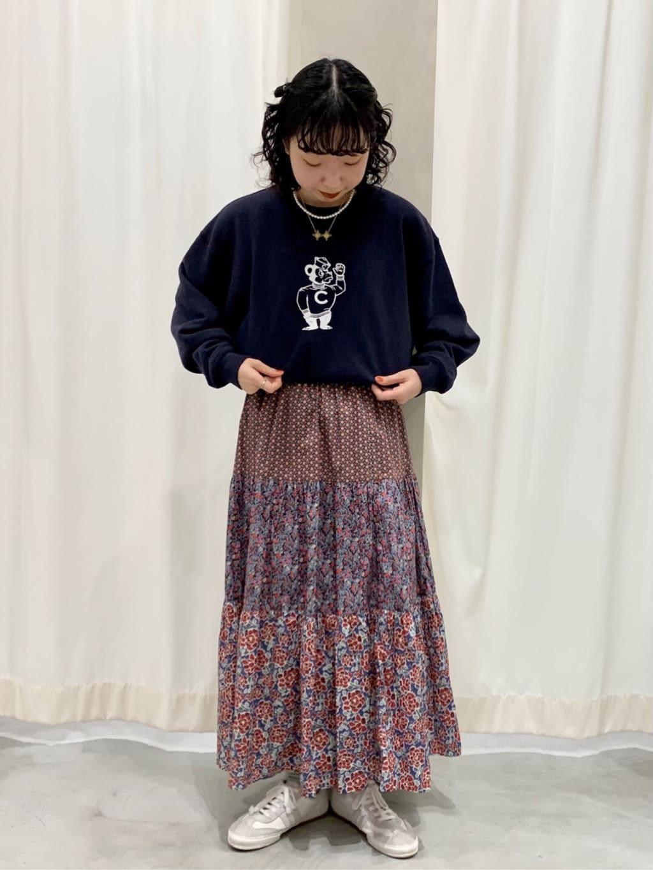 - CHILD WOMAN CHILD WOMAN , PAR ICI ルミネ横浜 身長:157cm 2021.09.18