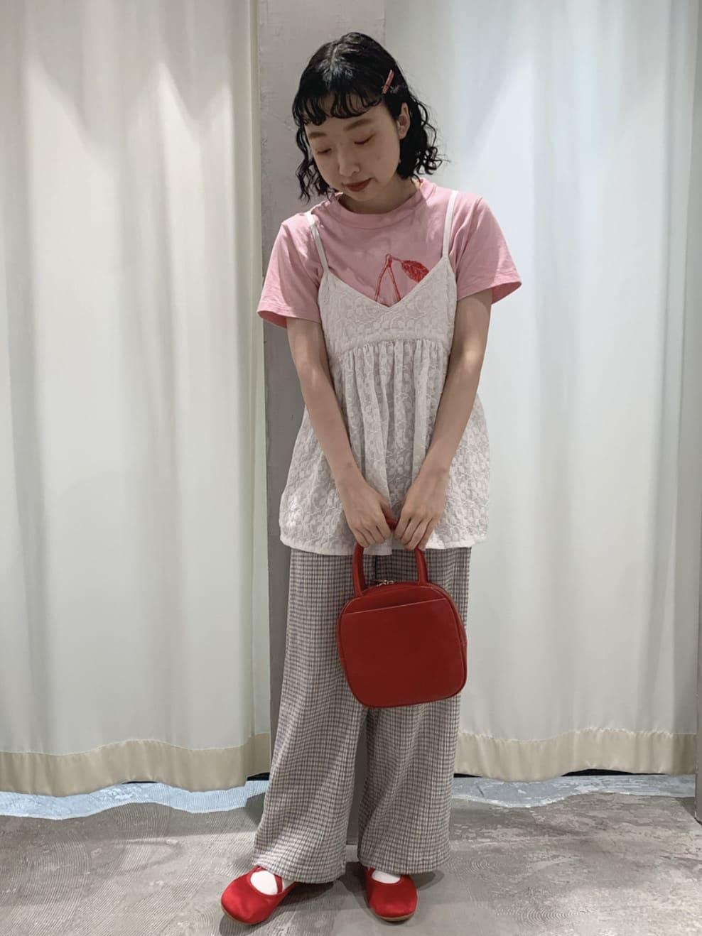 - CHILD WOMAN CHILD WOMAN , PAR ICI ルミネ横浜 身長:157cm 2021.08.13