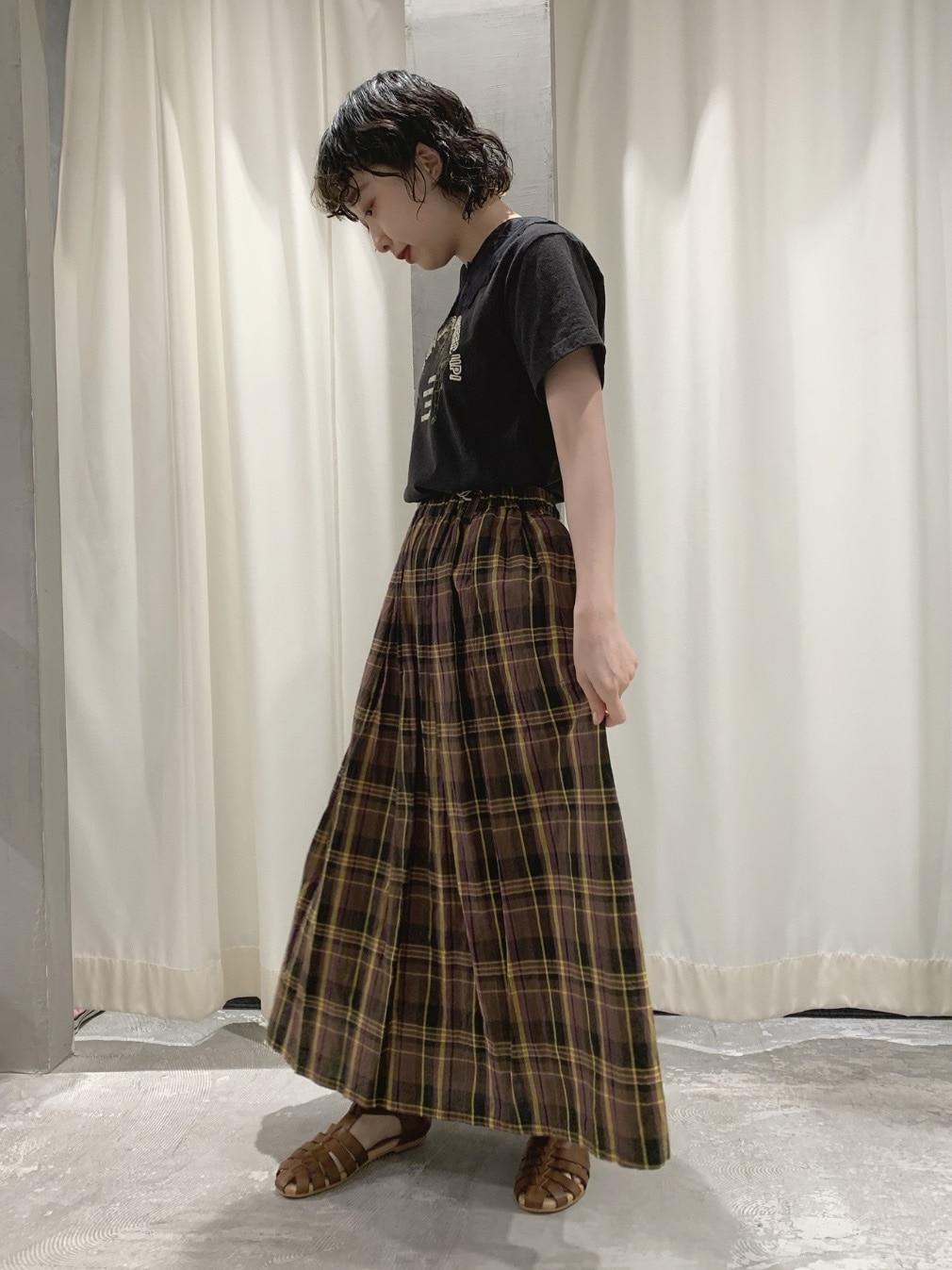 AMB SHOP CHILD WOMAN CHILD WOMAN , PAR ICI ルミネ横浜 身長:158cm 2020.06.11