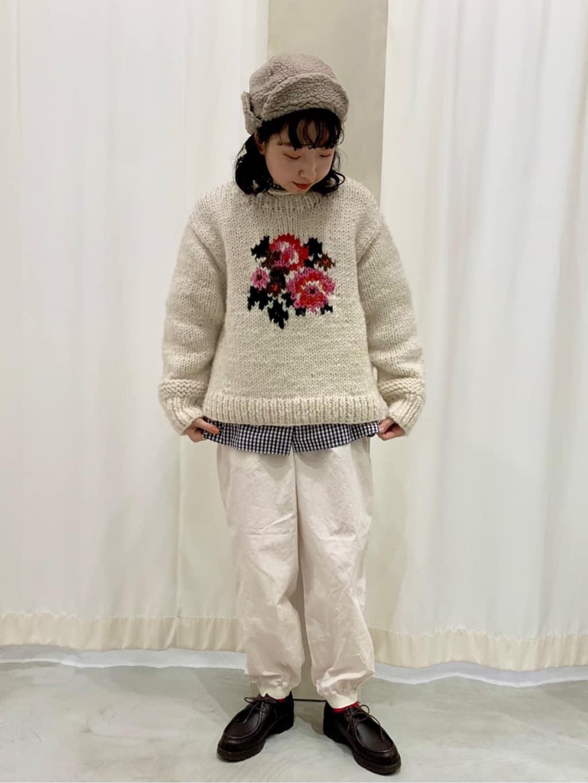 - CHILD WOMAN CHILD WOMAN , PAR ICI ルミネ横浜 身長:157cm 2021.10.12