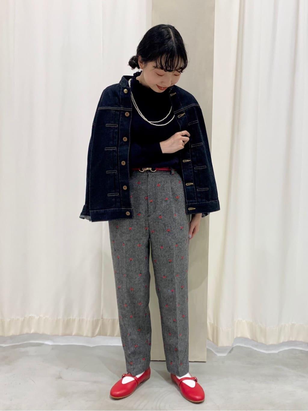 CHILD WOMAN , PAR ICI ルミネ横浜 2021.09.26