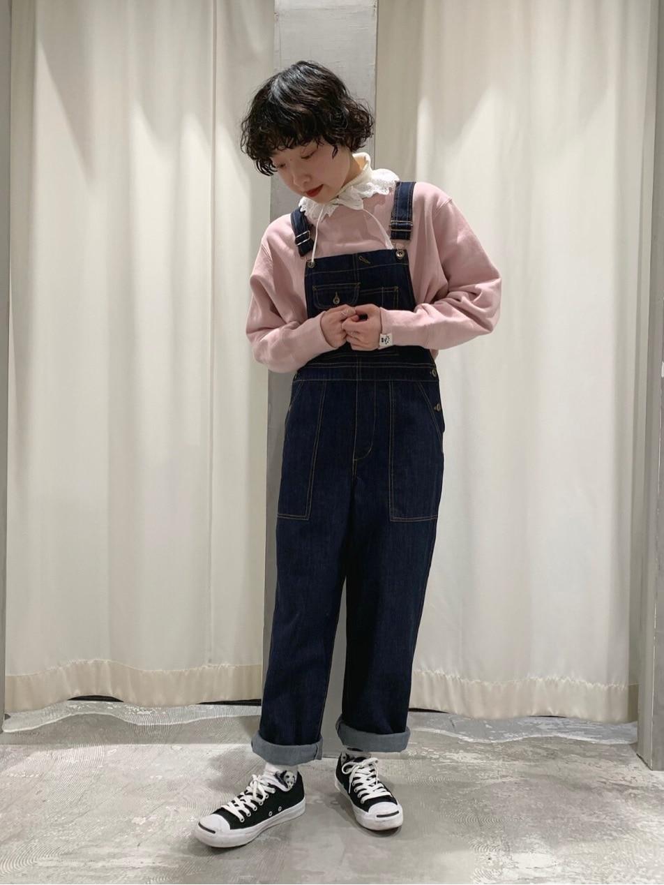 - CHILD WOMAN CHILD WOMAN , PAR ICI ルミネ横浜 身長:157cm 2021.01.08