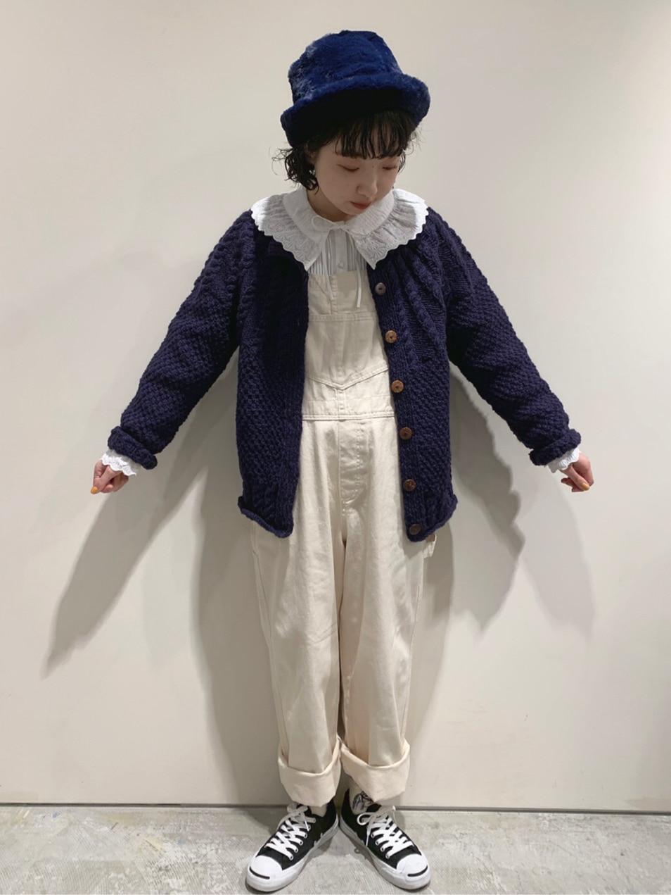 - CHILD WOMAN CHILD WOMAN , PAR ICI ルミネ横浜 身長:157cm 2020.10.19