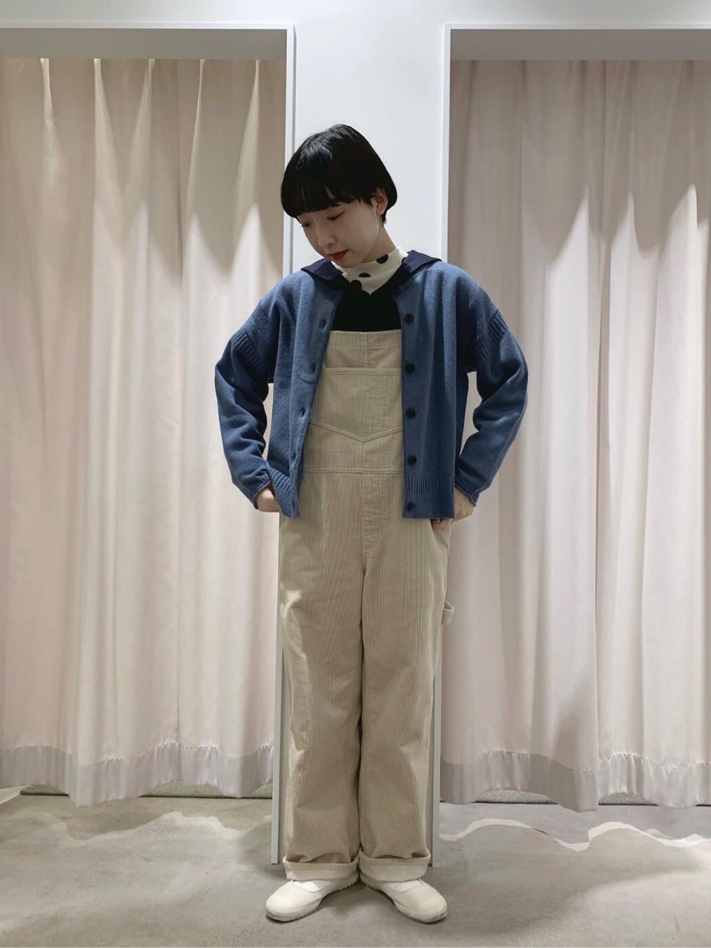 - CHILD WOMAN CHILD WOMAN , PAR ICI ルミネ横浜 身長:157cm 2020.12.15