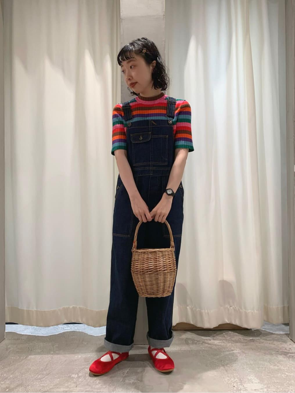 - CHILD WOMAN CHILD WOMAN , PAR ICI ルミネ横浜 身長:157cm 2021.07.21