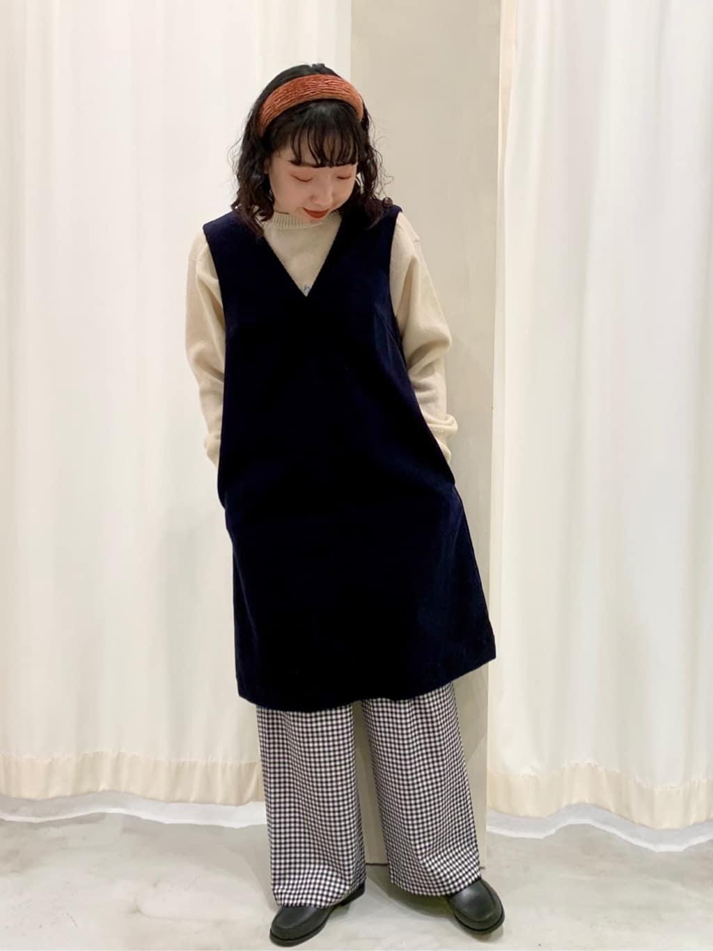 CHILD WOMAN , PAR ICI ルミネ横浜 2021.10.10