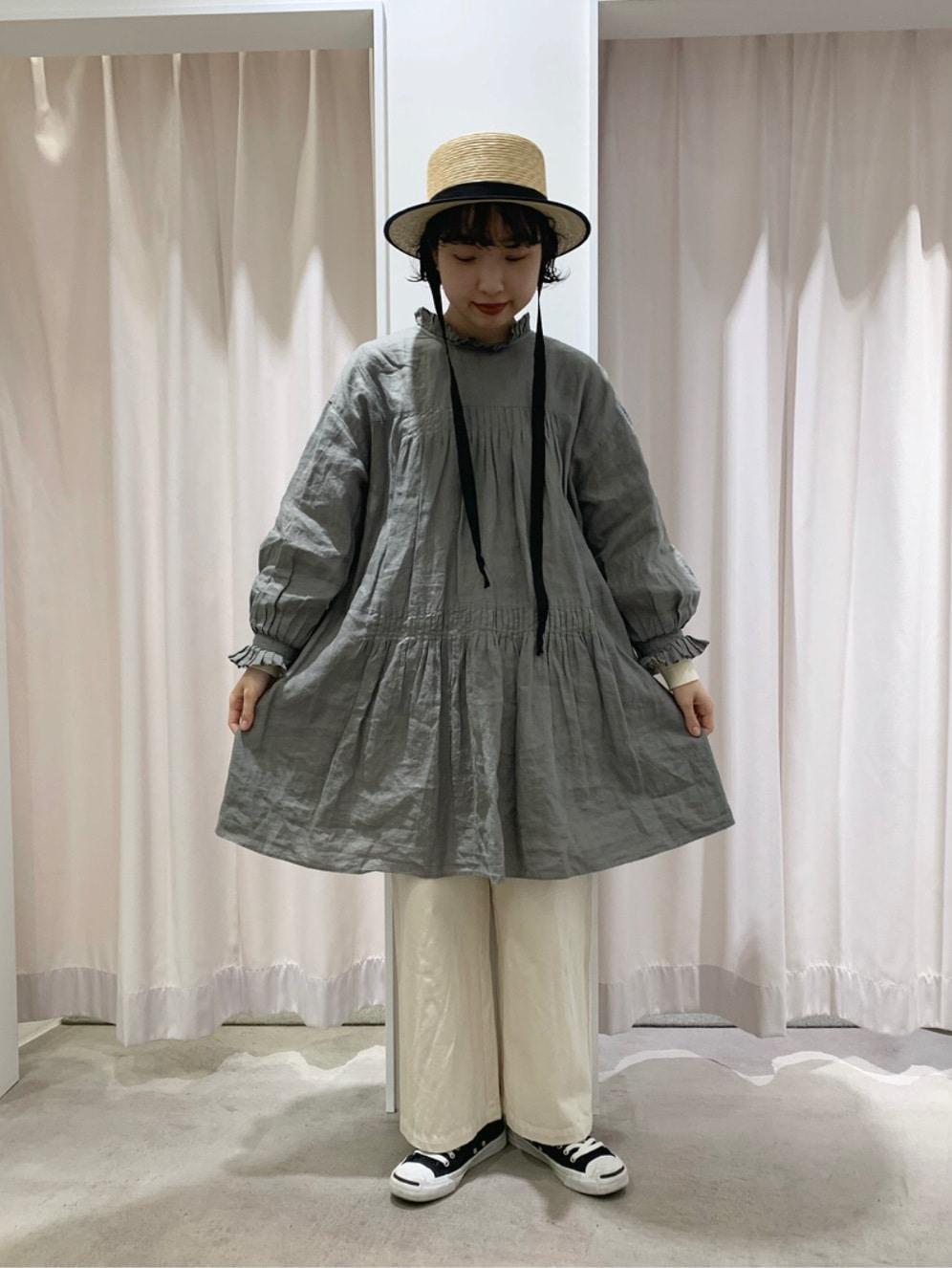 CHILD WOMAN , PAR ICI ルミネ横浜 2021.04.23