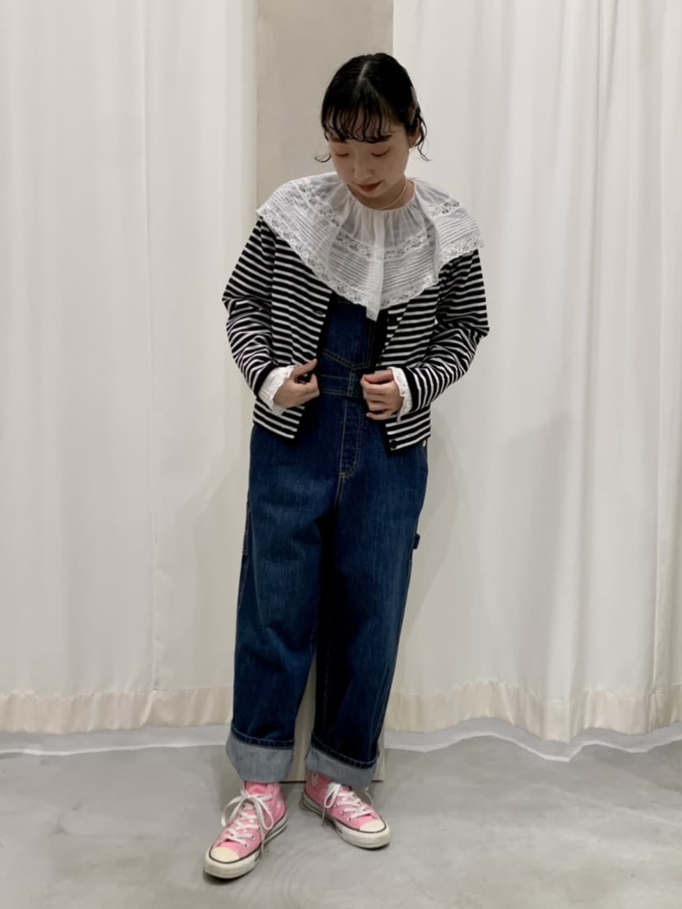 - CHILD WOMAN CHILD WOMAN , PAR ICI ルミネ横浜 身長:157cm 2021.09.09
