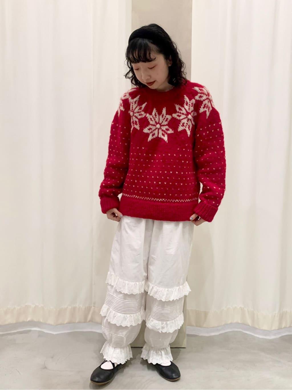 CHILD WOMAN , PAR ICI ルミネ横浜 2021.10.01