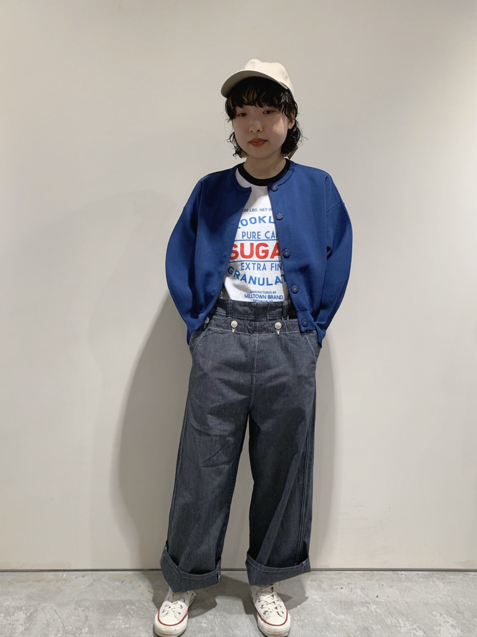 AMB SHOP CHILD WOMAN CHILD WOMAN , PAR ICI ルミネ横浜 身長:157cm 2020.07.21