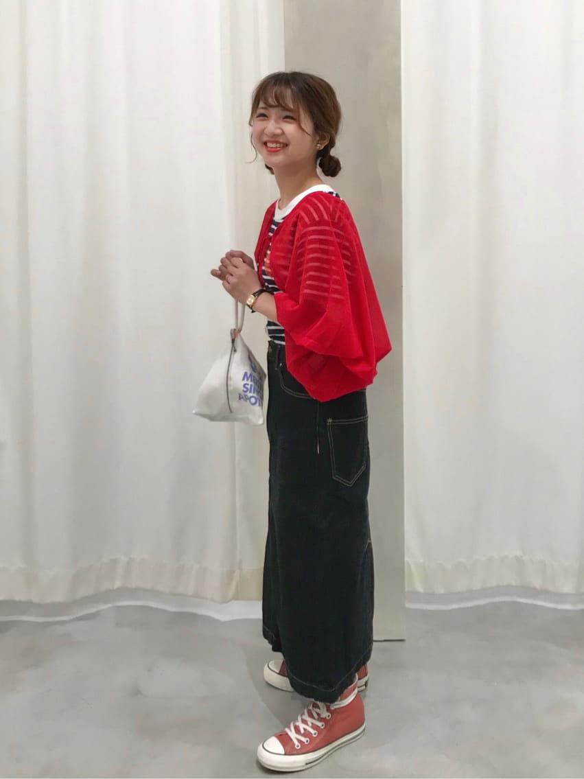 - CHILD WOMAN CHILD WOMAN , PAR ICI 東京スカイツリータウン・ソラマチ 身長:143cm 2021.07.07