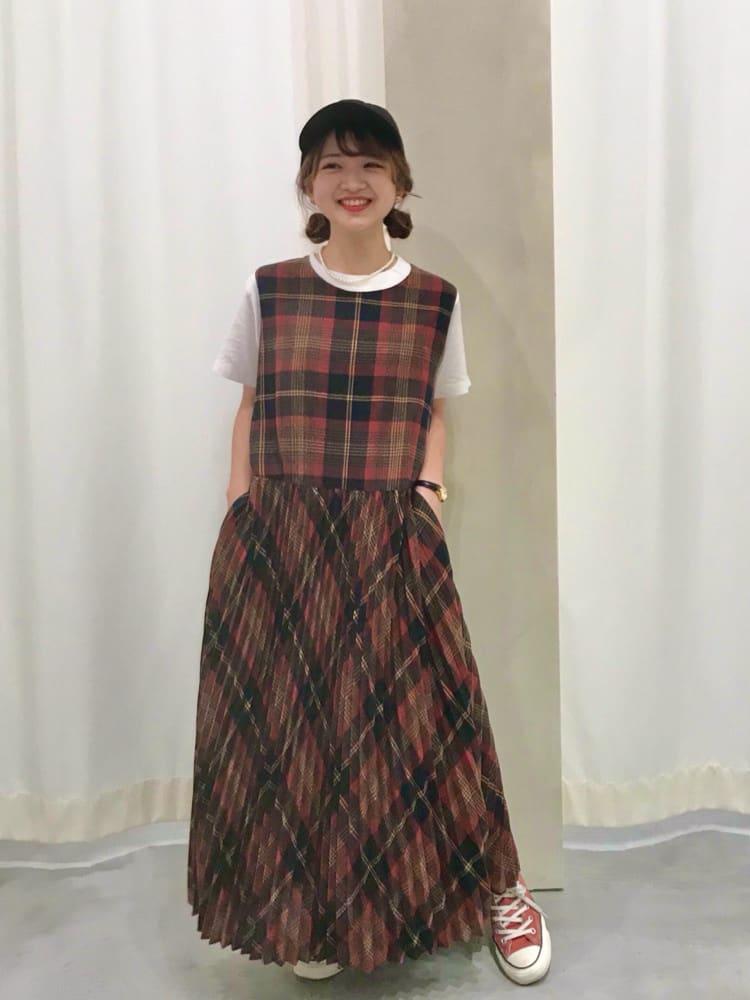 - CHILD WOMAN CHILD WOMAN , PAR ICI 東京スカイツリータウン・ソラマチ 身長:143cm 2021.07.01