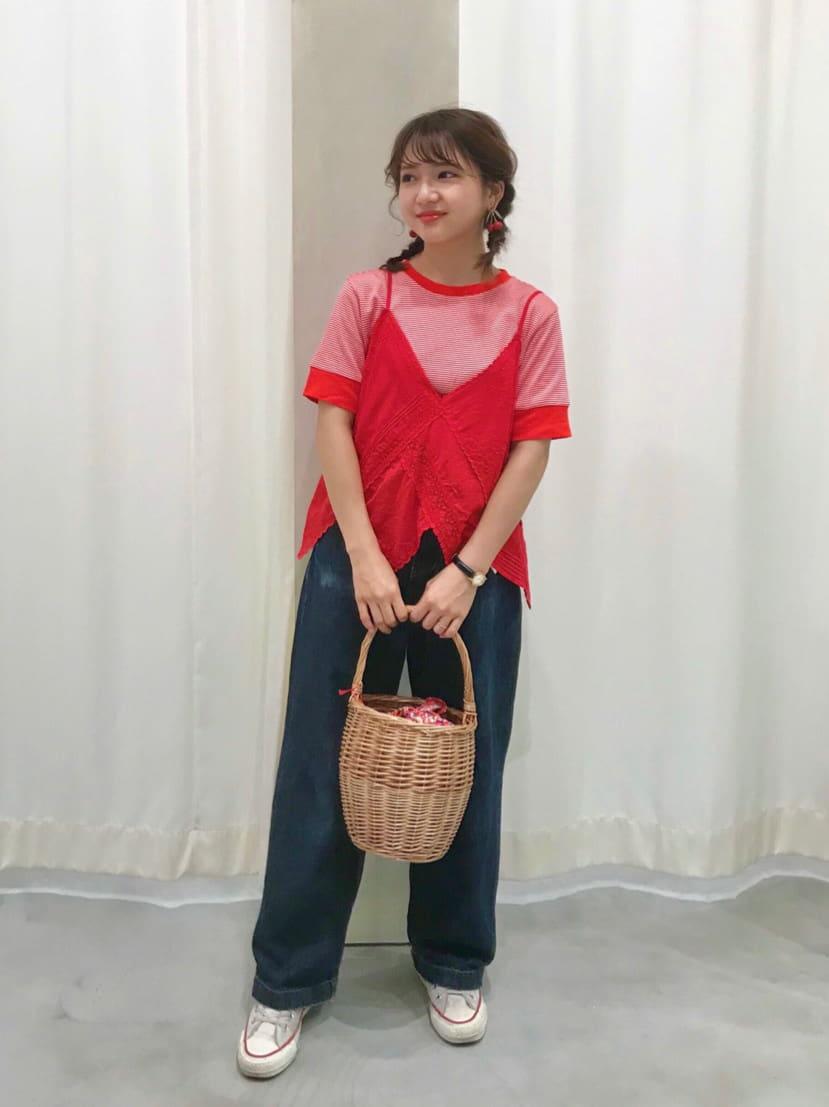 CHILD WOMAN , PAR ICI 東京スカイツリータウン・ソラマチ 2021.07.16